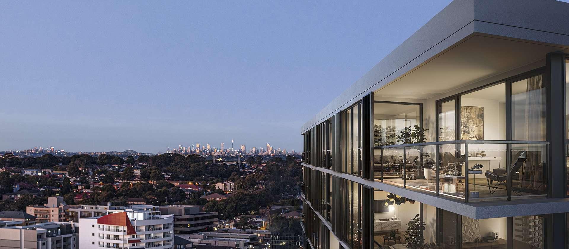 Tầm nhìn đắt giá đến Sydney CDB