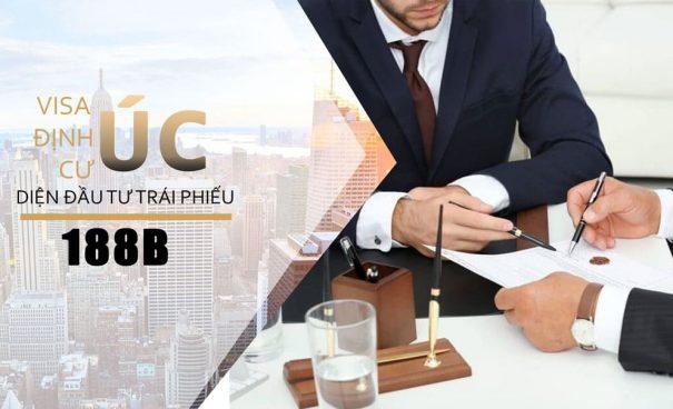 Visa đầu tư trái phiếu 188B